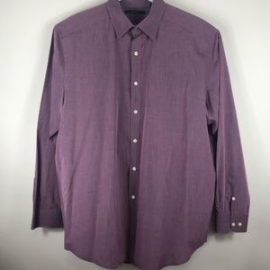 Perry Ellis Button Down size XLT